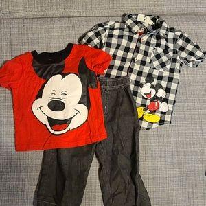 Vintage Disney Boys Set